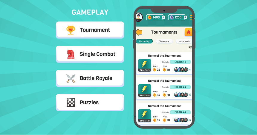 WowChess Android Chess Game
