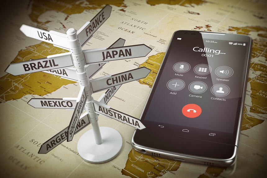 unlocking your phone country