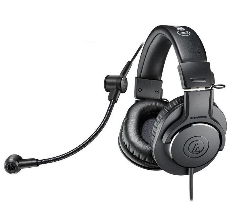 ATH M20X headphones with ATGM2 microphone