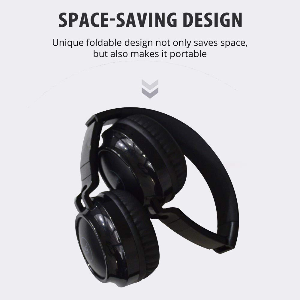 ZinQ Erupt Bluetooth Headphones - Gifting Idea