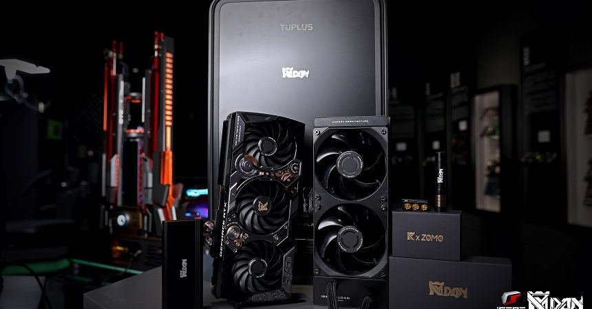 COLORFUL Launches Limited Edition GeForce RTX 3090 KUDAN Graphics Card