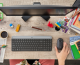 Logitech MK470 Slim Wireless Keyboard and Mouse Combo Brings Modern Simplicity to your Desktop