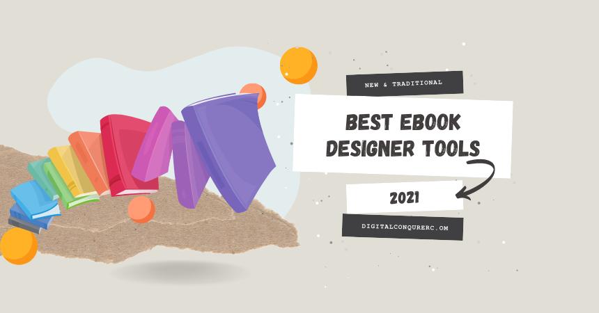 Best Ebook Designer Tools