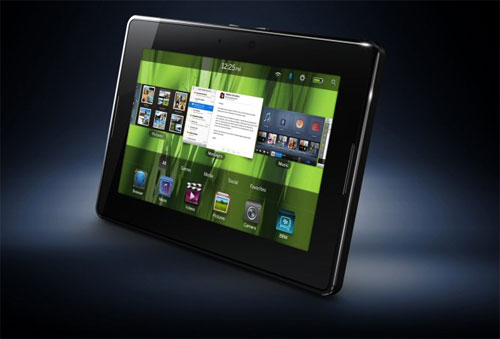 blackberry playbook. BlackBerry PlayBook