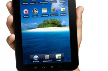 Samsung Galaxy Tab Features & Specifications Revealed