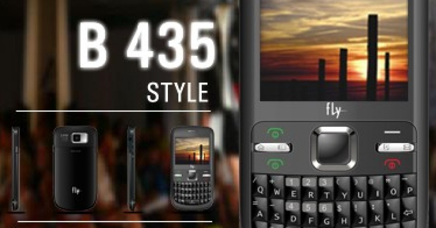 Fly B435 – Price in India & Specification