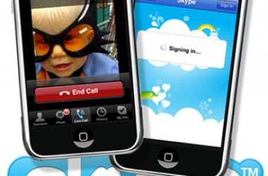 Skype Video Calling On iPhone To Take Over Apple's Facetime ?