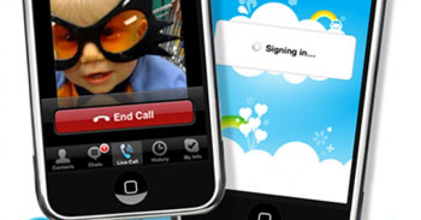 how to use facetime from ipod to iphone