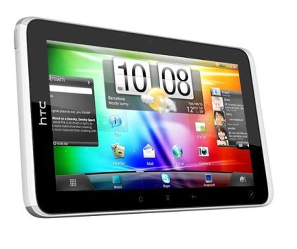 HTC Flyer - First HTC Tablet Flyer Specs [Announced]