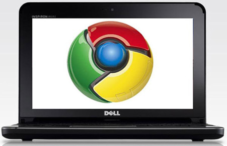 ChromeOS Next Netbook OS for Cloud