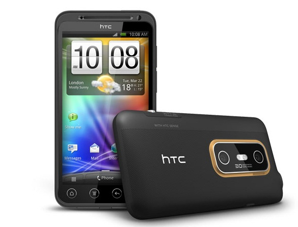 HTC Evo 3D Review - Android Smartphone