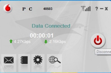 Download Unlocked Vodafone ZTE  Dialer Dashboard Software (Firmware)