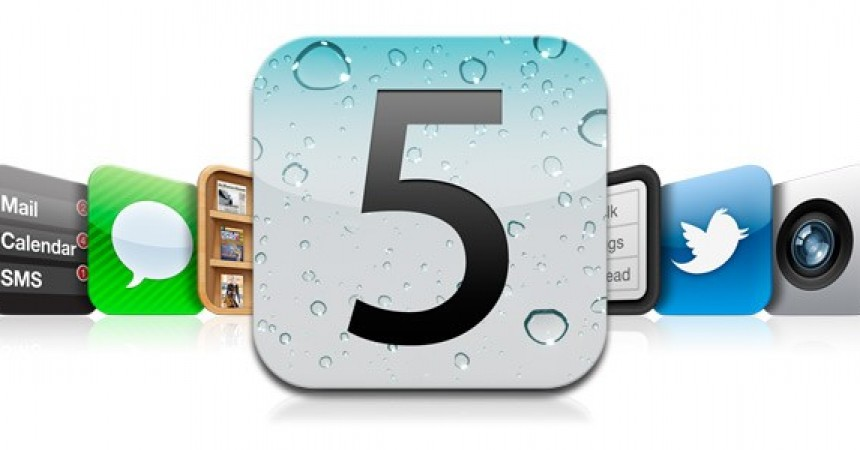iOS 5 Beta 6 Now Available For Download For Developers & Jailbreaked Already
