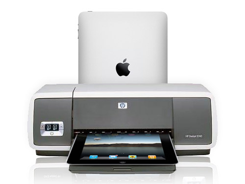how to connect ipad to brother wireless printer