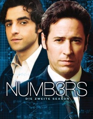 Numbers TV Show  DVD Numbers Tv Show