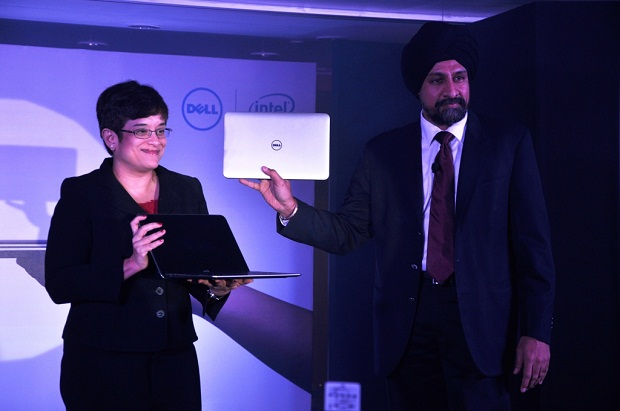 Debjani Ghosh, Intel & Mahesh Bhalla, Dell India