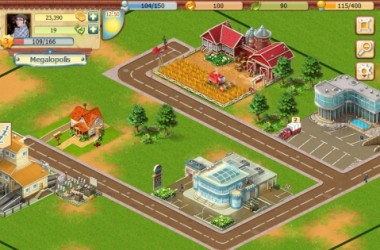 CityVille 2: Sequel To FarmVille 2 Coming Soon