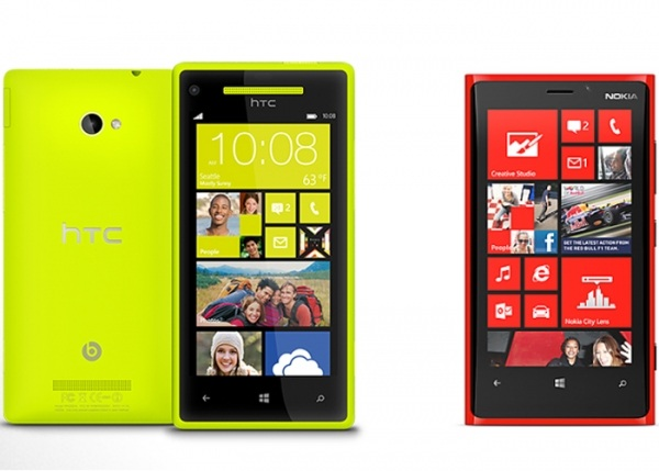 Lumia 920 & HTC 8X At Best Price From Best Buy