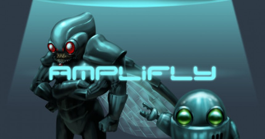 AmpliFly iOS Game Review – Refreshing Arcade Game For iPhone!