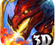 Gods & Dragons 3D iOS Game Review: An Action Puzzle MMORPG Wonder!
