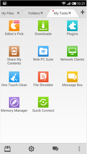 File Expert with Clouds App -6