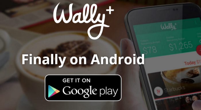 Wally+ Now on Android