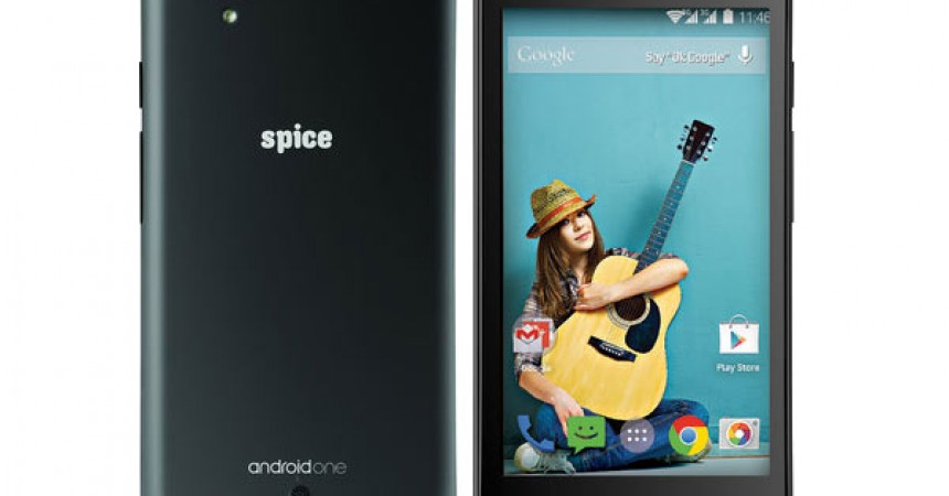 Spice Mobility Expands Into International Markets With Android One
