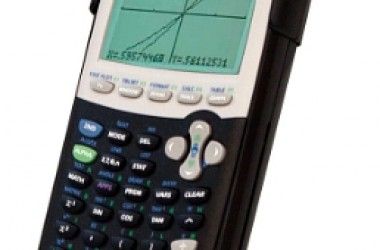 Texas Instruments Honored For Developing World's First Talking Graphing Calculator