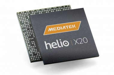 MediaTek Launches the MediaTek Helio™ X20: The World's First Mobile SoC Featuring Tri-Cluster™ CPU Architecture