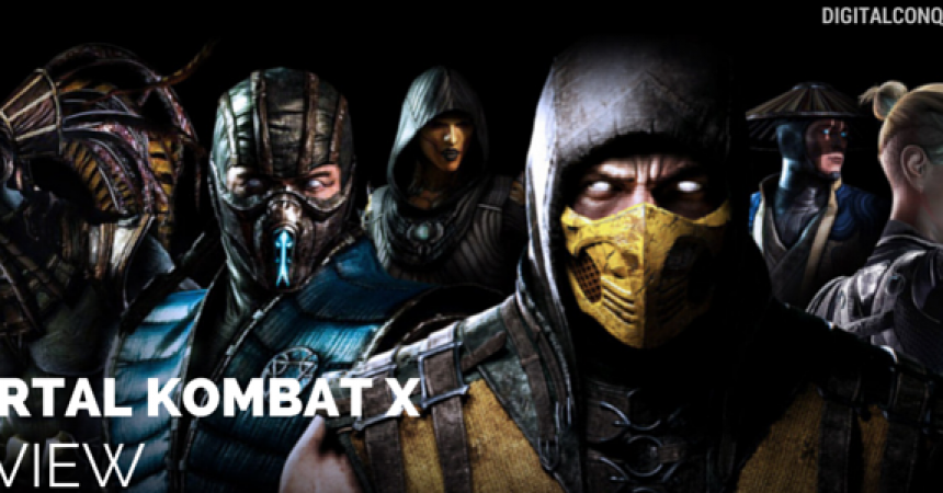 Mortal Kombat X Review (2015)