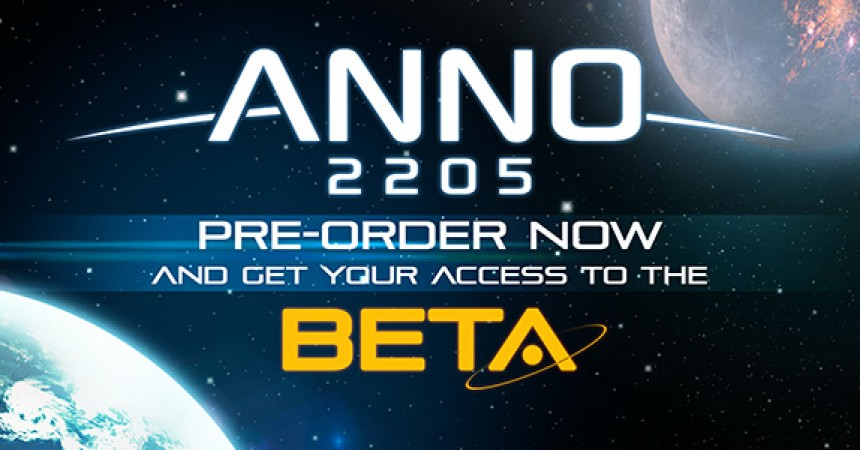 Games The Shop Announces The Beta Code Access For ANNO 2205