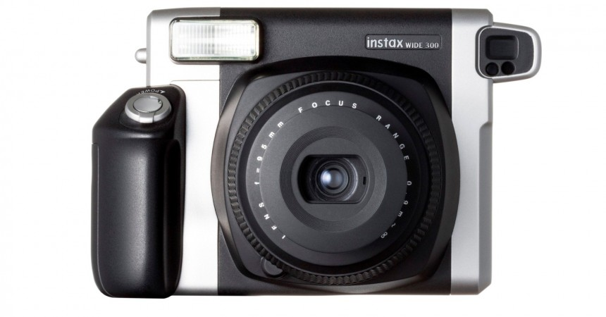 Widen Your Memories With The Instax WIDE 300 Instant Camera From Fujifilm