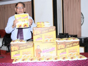 Mr.KS.RaoUnvunveil the Naturralle Gold Fest...