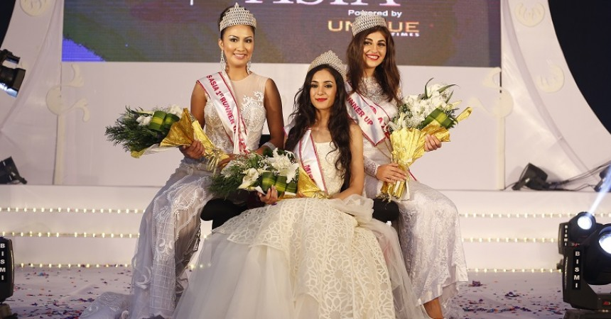 Manappuram Miss Asia Held In Kochi, India