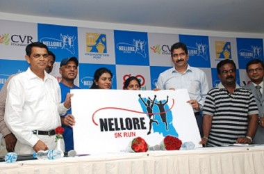 Nellore 5k Run On 11th October 2015