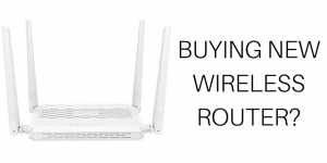 BUYING NEW WIRELESS ROUTER_