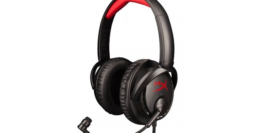 HyperX Cloud Drone Headset Launched In India For INR 3,999/-