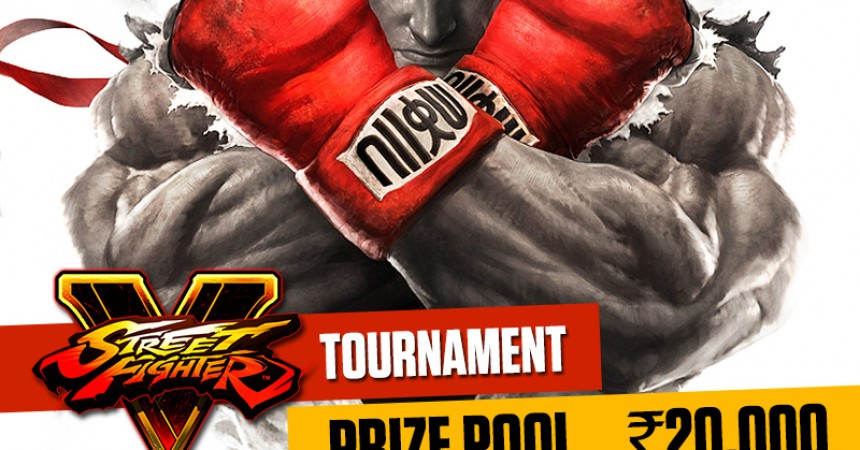 E-xpress Announces Street Fighter V Tournament At Games The Shop Stores In Mumbai