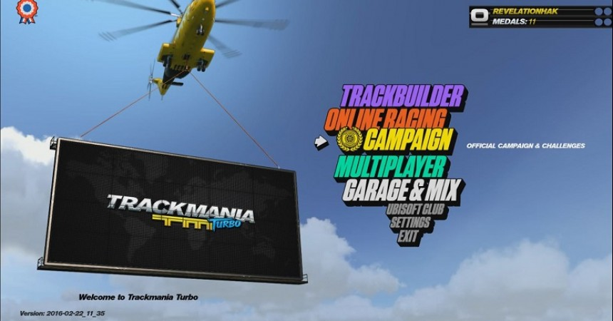 Trackmania Turbo Review (2016)