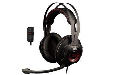 HyperX Launches Its Cloud Revolver Gaming Headset In India