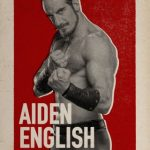AIDEN ENGLISH WWE Rooster Card