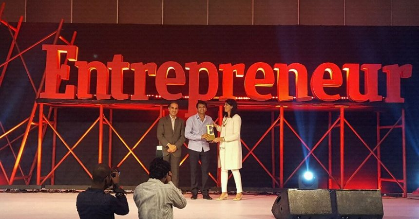 'Serial Entrepreneur' Bhavin Turakhia Bags Dual Awards At Annual Entrepreneur India Awards 2016!