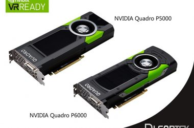 Leadtek Unveils NVIDIA QUADRO P6000 And P5000 Professional Graphics Cards