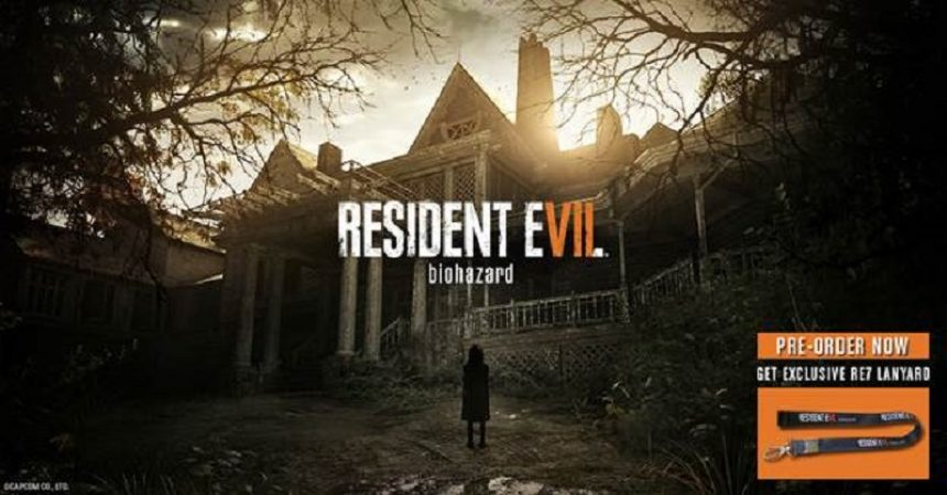 Games The Shop Announces Pre-order Bonus For Resident Evil 7: Biohazard