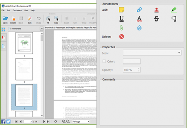 Able2Extract Professional 11 Review: Edit, Annotate, Redact PDF Files.