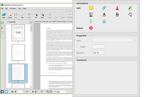 pdf xchange editor highlight text not working