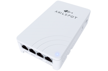 AXILSPOT Rolls Out ASW120 Indoor Wireless Access Point