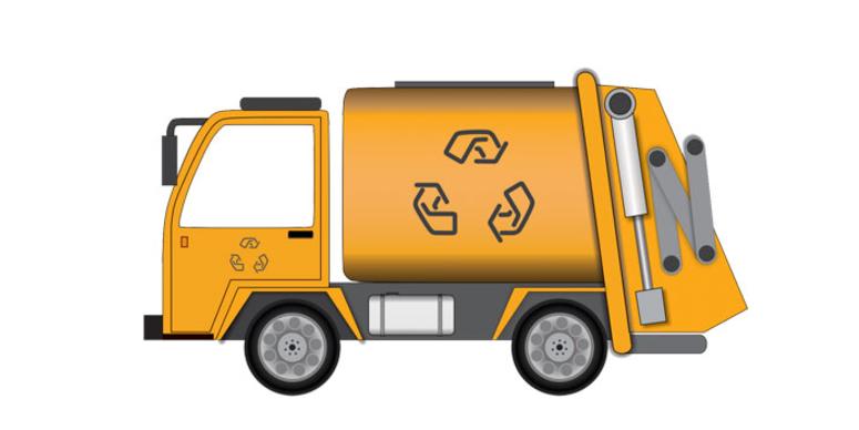 Meet The Smart Garbage Dumpster Digital Conqueror