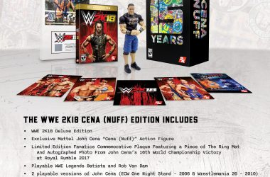 WWE 2K18 Presents: Cena (Nuff) Edition