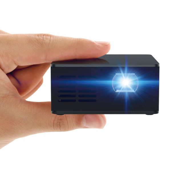 Portronics launches progenie a smart multifunctional for Smart pocket projector